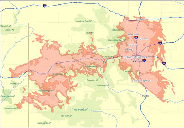 Mce Wireless Systemwide Overlay Coverage Maps